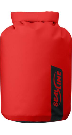 SealLine Baja 5l Organizer bagażu czerwony